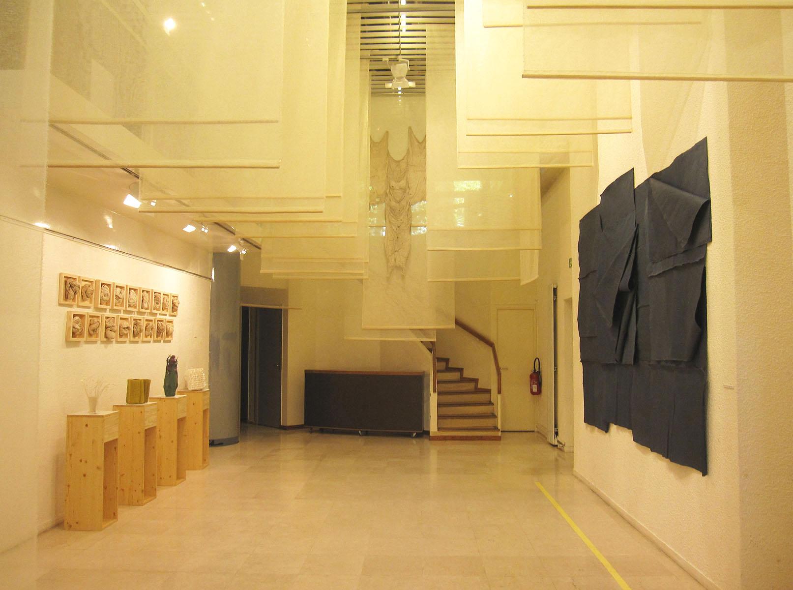 hanji papier cor en centre culturel coreen 2015 kim sang lan. Black Bedroom Furniture Sets. Home Design Ideas